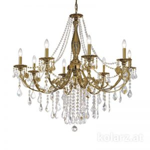 Chandelier PISANI CRYSTAL